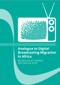 Analogue to Digital Broadcasting Migration in Africa (Nov 2018)