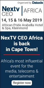 NexTV CEO Africa May 2019