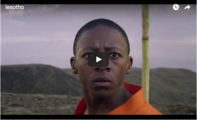 A poignant short film about Chinese in Africa and Africans