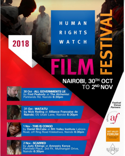 Kenya: Power of Film for Rights Human Rights Watch Film