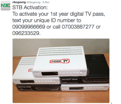 STB Activate