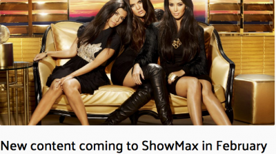 Showmax ad women