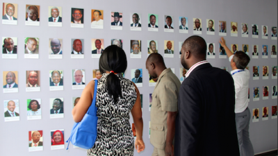 834 - Startimes Africa Photo Wall
