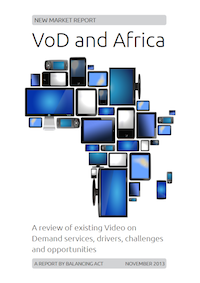 VoD and Africa - Review (2016 update): Small Cover