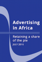 Ad in Africa report