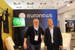 EuroNews at DisCop Africa 2015
