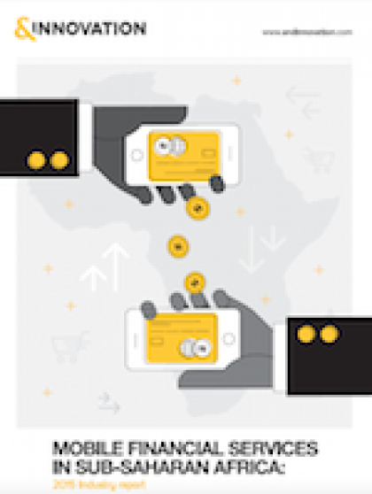 mobile financial services in sub saharan africa industry report