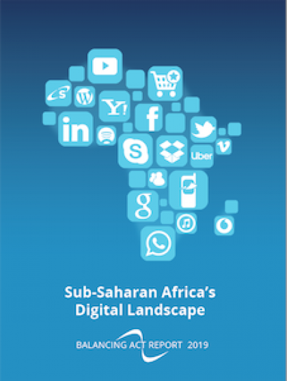 Sub-Saharan Africa's Digital Landscape Executive Summary