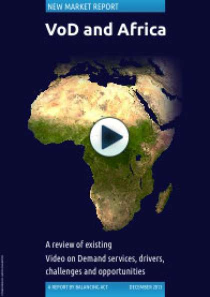 VoD and Africa - A review of existing VoD services, drivers, challenges and opportunities (2016 update)