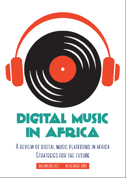 Music: Digital Music platforms in Africa (November 2014)